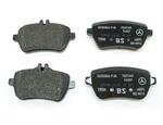 Disk Brake Pad - Mercedes-Benz (0004203105)