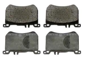Front Disk Brake Pads - Mercedes-Benz (008-420-35-20)
