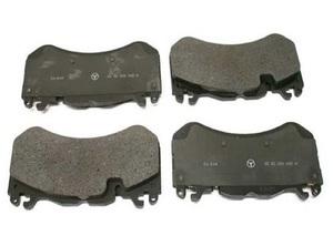 Front Disk Brake Pads - Mercedes-Benz (004-420-84-20-41)