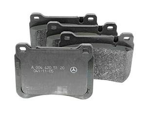 Front Disk Brake Pads - Mercedes-Benz (004-420-51-20-41)