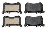 Front Disk Brake Pads - Mercedes-Benz (007-420-84-20)