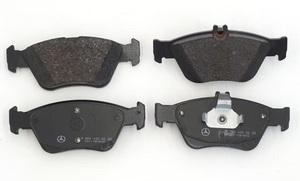 Rear Disk Brake Pads - Mercedes-Benz (007-420-96-20)
