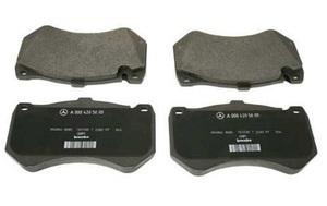 Front Disk Brake Pads - Mercedes-Benz (000-420-69-00)