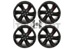 """2015+ F-150 20"""" Wheel Set (4) - Ford Performance (M-1007K-S2085F15B)"""