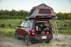 Bronco Sport Yakima Roof Tent - Ford (VM1PZ-99000C38-A)