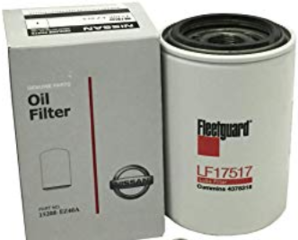 Oil Filter - Nissan (15208-EZ40A)