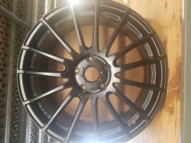 18 Rays Wheel Rally Edition - Hyundai (2V529-AP001)