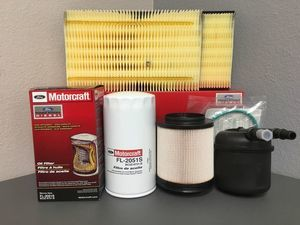 2011-2016 6.7 Diesel Filter Pack