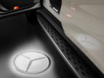 Led Projectors - Mercedes Star - Transparent