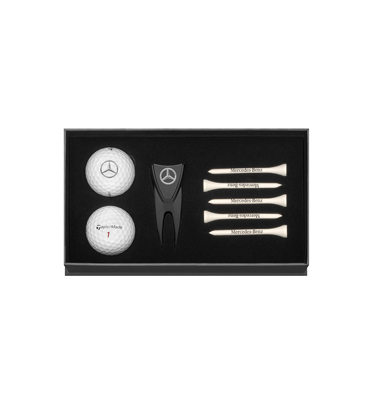 TaylorMade 9-piece golf gift set - Mercedes-Benz (AMBG525)