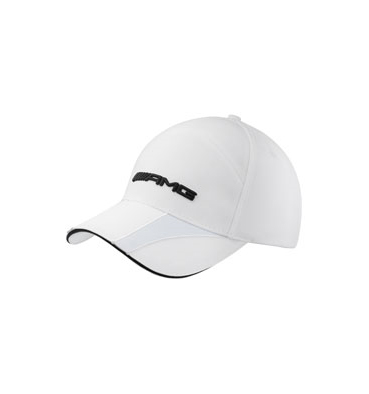Women's AMG Structured Colorblock Cap - Mercedes-Benz (AMBC107)