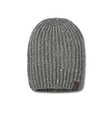 Women's Knitted Hat - Mercedes-Benz (AMBC161)