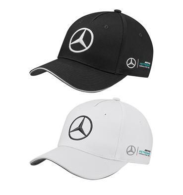 Men's Mercedes-AMG Petronas 2017 Team Cap - Mercedes-Benz (AMBC598)