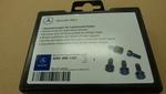Rim Locks - M14 X 1.5 X 45 - Black