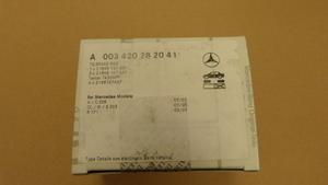 Ts Brake Pad - Mercedes-Benz (003420282041)