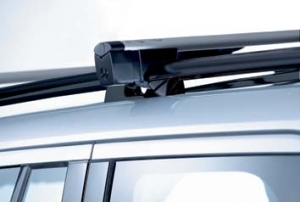 Roof Rack Basic Carrier - Mercedes-Benz (6-7-81-2140)