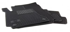 All Season Floor Mat Set (Set Of 4) - Black - Mercedes-Benz (Q-6-68-0665)