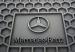 ALL-SEASON FLOOR MATS (BLACK) - SET OF FOUR - Mercedes-Benz (Q-6-68-0668)