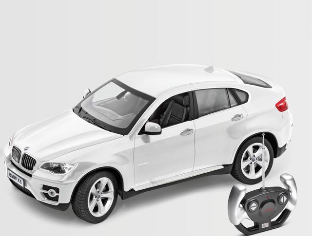 Bmw Miniature Rc X6 1 14 808244 - BMW (80-43-2-221-605)