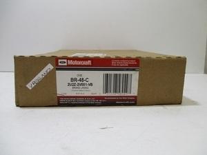 Disc Brake Pad Set - Ford (2U2Z-2V001-VB)