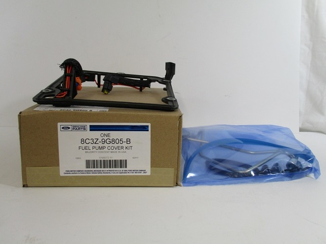 Cover - Fuel Pump - Ford (8C3Z-9G805-B)