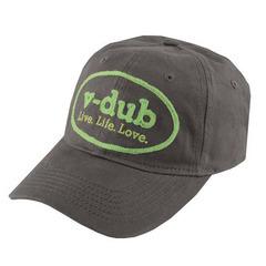 Men's Live Life Love Cap - Volkswagen (DRG014022)