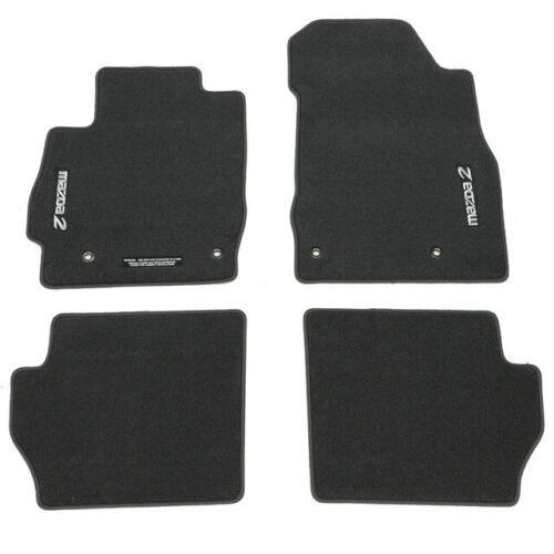 Floor Mats, Carpet - Mazda (0000-8B-P01A)