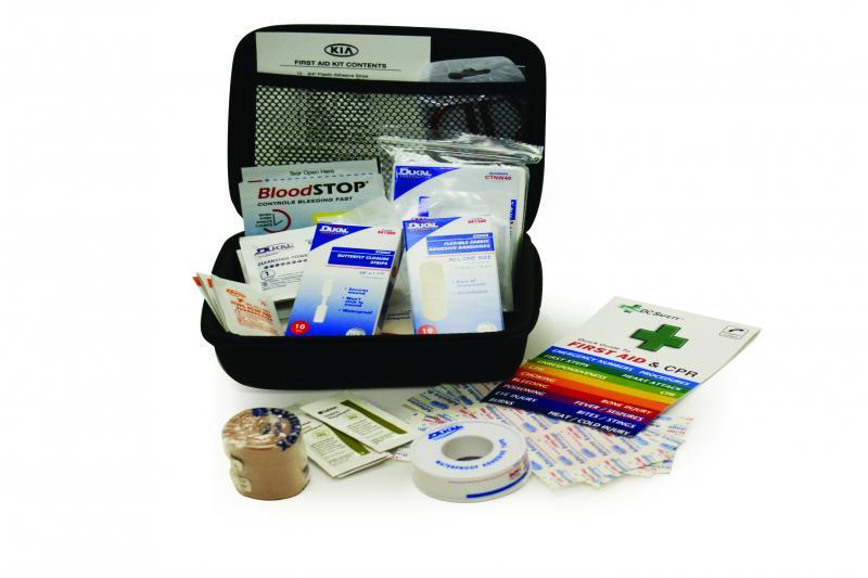 First Aid Kit, Small - Kia (00083-ADU13)
