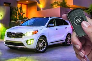 Remote Start, Push Button Start Model - Kia (C6F57-ACE01)