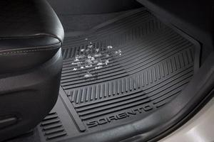 Floor Mats, All-Weather, Five Passenger (SORENTO) - Kia (C6F13-AC100)