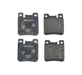 Rear Disk Brake Pads - Mercedes-Benz (004-420-16-20-41)