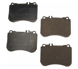 Disc Brake Pad Set - Mercedes-Benz (008-420-02-20)