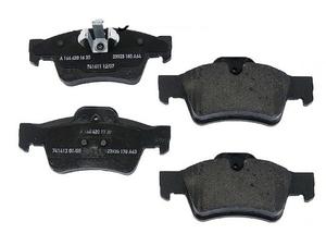Disc Brake Pad Set - Mercedes-Benz (008-420-53-20)