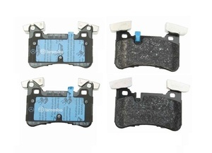 Disc Brake Pad Set - Mercedes-Benz (007-420-93-20)