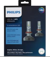 Philips LED Headlight Bulbs - Toyota (H11XULED)
