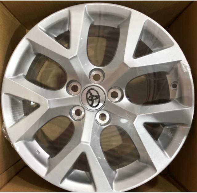 Rav 4 Alloy Wheel - Silver - Toyota (PK457-42K01)