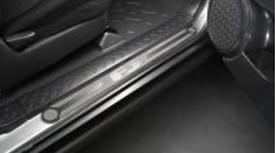 Door Sill Appliques, Right, Billet - Toyota (pts3235060dr)