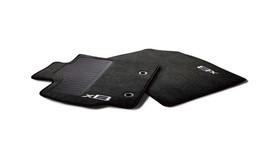 Carpet Floor Mats - Black 4pc - Toyota (PT206-52131-20)
