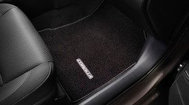 Carpet Floor Mats - Black - 4 pc Special Edition-ATM - Toyota (PT206-02160-25)