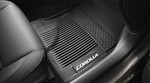 All Weather Floor Liners - Black