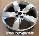 Aluminum Wheel - Mopar (1JD14DD5AE)