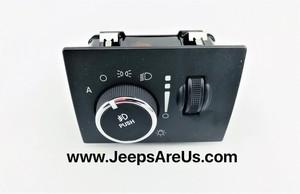 Headlamp Switch - Mopar (68029265AD)