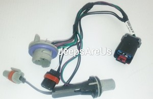 Grand Cherokee Headlamp Harness - Mopar (5143153AA)