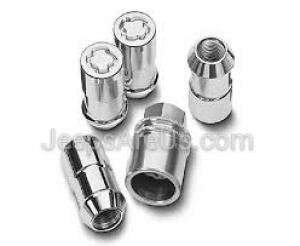 LOCKING WHEEL LOCK KIT FOR JEEP - Mopar (82210844)