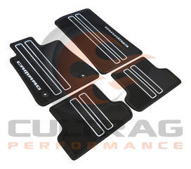 2016-2019 Camaro Genuine GM Front & Rear All Weather Floor Mats - GM (23412245)