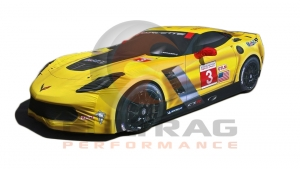 2014-2019 Chevrolet Corvette C7.R Z06 Indoor Car Cover