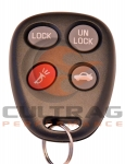 1997-2000 Chevrolet C5 Corvette Genuine GM Remote Key FOB Transmitter - GM (19299230)