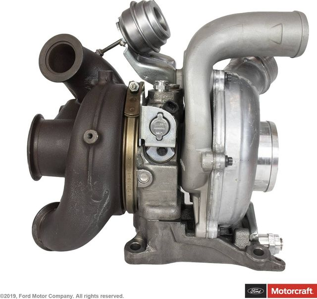 Remanufactured Turbocharger Assembly - Ford (G2MZ-6K682-ARM)