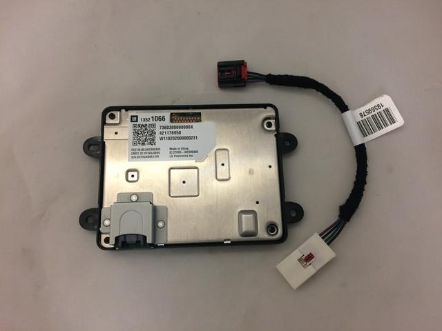 Gen 2 Wireless Charging Module Kit - GM (19421449)