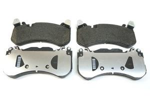 Front Disk Brake Pads - Mercedes-Benz (000-420-44-00)